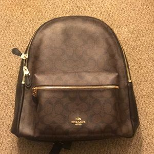 NWOT Coach Backpack